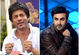shah rukh khan ranbir kapoor - India TV