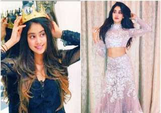 Sridevi's daughter Jhanvi Kapoor - India TV