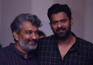 Prabhas, SS Rajamouli - India TV