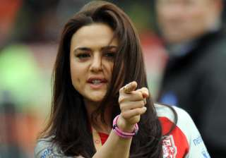 Preity Zinta - India TV