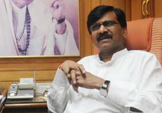 File pic of Sena MP Sanjay Raut - India TV