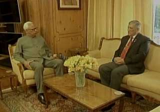 Gen Bipin Rawat, NN Vohra - India TV