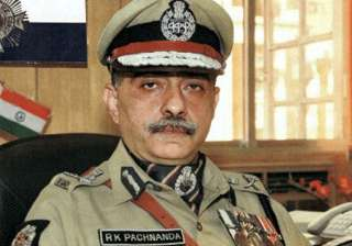 RK Pachnanda takes over as ITBP chief - India TV