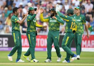 A file image of South Africa team. - India TV