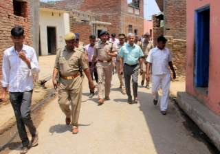 2 arrested in Saharanpur caste violence - India TV