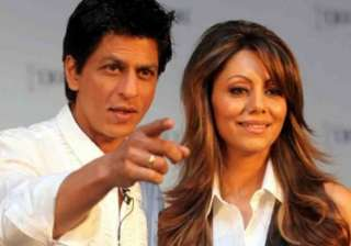 Shah Rukh Khan, Gauri Khan - India TV