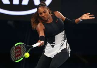 A file image of Serena Williams. - India TV