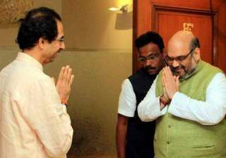 BJP-Shiv Sena alliance in Maharashtra will...