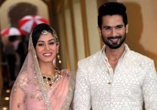 Shahid Kapoor, Mira Rajput - India TV