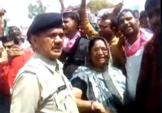 Congress MLA booked for allegedly inciting mob to...