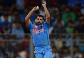 A file image of Mohammed Shami. - India TV