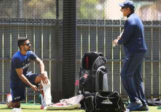 A file image of ex-India Team Director Ravi...