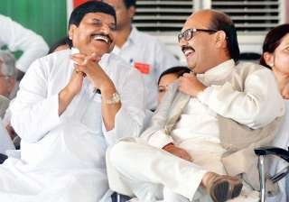 File pic - No plans to take Amar Singh in...