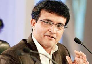 A file image of Sourav Ganguly. - India TV