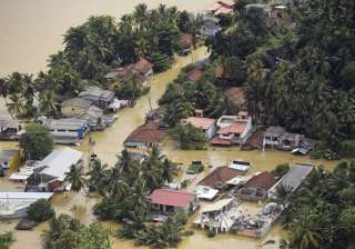 Toll in Sri Lanka floods rises to 206 - India TV