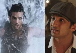 Sushant Singh Rajput in Raabta - India TV