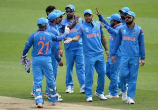 Indian Cricket Team India vs Pakistan LIVE match - India TV
