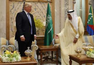 Trump pushes Gulf unity in call with Saudi king -...