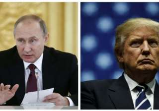 Trump eager for big meeting with Russian...