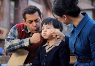 Tubelight 1st week collection - India TV