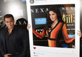 Salman Khan and Katrina Kaif share adorable...