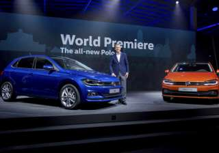 Volkswagen unveils new version of Polo subcompact...