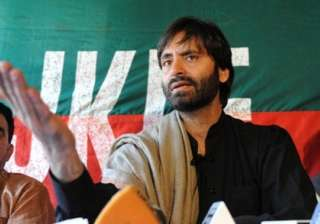 File pic of Yasin Malik - India TV