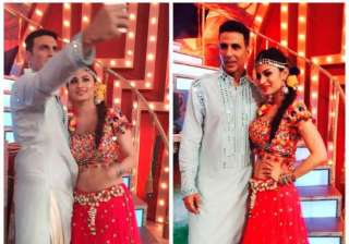 Mouni Roy, akshay kumar gold - India TV