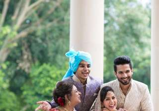 Shahid Kapoor-Mira Rajput second wedding...