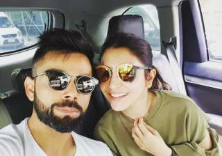 Virat Kohli, Anushka Sharma- India TV - India TV