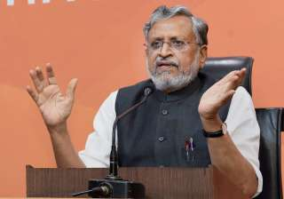 Lalu Prasad is Robert Vadra of Bihar: Sushil Modi...