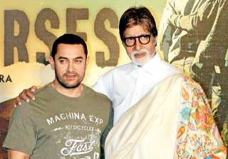 Aamir Khan, Amitabh Bachchan - India TV