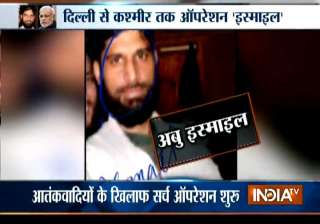 Abu Ismail - India TV