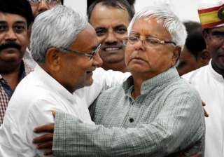Rift in Grand Alliance widens as JDU asks...