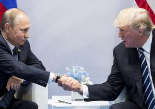 Trump rules out easing Russia sanctions unless...