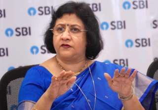 SBI Chairperson Arundhati Bhattacharya - India TV