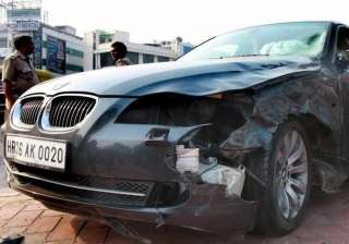 2008 BMW hit-&-run case:2-yr RI to Haryana...