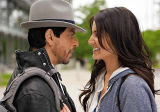 shah rukh khan and anushka sharma - India TV