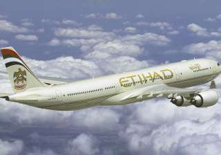 Etihad Airways aircraft's tyre bursts at Mumbai...