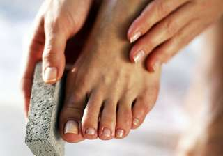 foot care tips by shahnaz husain - India TV