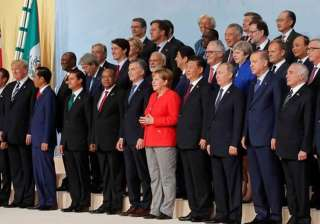 US isolated as India, other G20 members back...