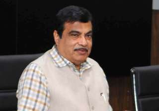 Nitin Gadkari - India TV