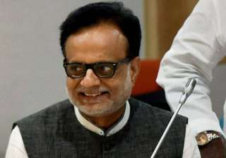 Revenue secretary Hasmukh Adhia takes to Twitter...