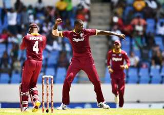 A file image of Jason Holder. - India TV