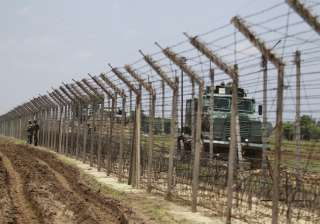 Two Army jawans killed in LoC ceasefire violation...