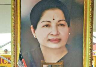 File pic of late Tamil Nadu Chief Minister...