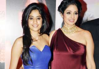 Sridevi, Jhanvi Kapoor Mom - India TV