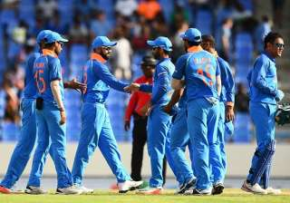 Live Score India vs West Indies 4th - Indian Team - India TV