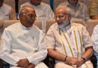 PM Modi wishes Ram Nath Kovind 'in advance',...
