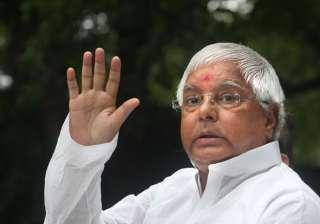 RJD supremo Lalu Yadav has rejected the demand...